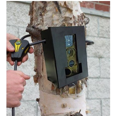 Security Box Iron Box To Fit Hunting camera,protects your Trail camera from theft or damage