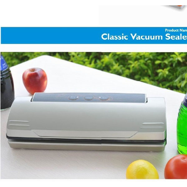 classic Vaccum Sealer for 12'(30cm) wide Bags & Bags rolls