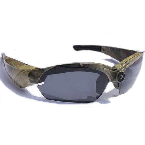 Promotions!! 15MP Full HD 142 degree Wide Angle 1080P Sports hunting Camera Sunglasses(Camera + Taking Photo)