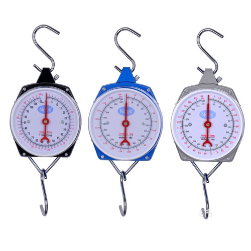 Hanging scale spring scale hunting fishing scales wildlife scale animal scale,10KG-200KG
