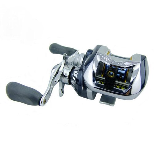 HOT QUICK Bait Casting Fishing Reel 10+1BB Baitcasting Reels Left/Right Hand Baitcaster Gear 6.3:1 Pesca