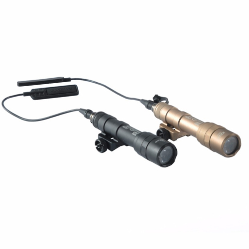 Tactical Pistol Light M300B Dual Output Rifle Light Mini Led Flashlight For Hunting