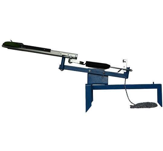 Manual Clay trap thrower, clay pigeon thrower, clay target thrower, launcher